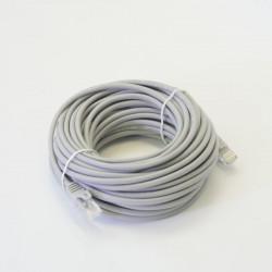Kabel RJ45 UTP 15m kolor szary