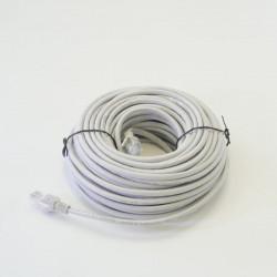 Kabel RJ45 UTP 20m kolor szary